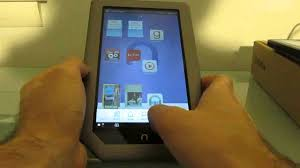 kindle books on nook color nook tablet running kindle amazon appstore and go launcher ex