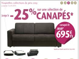 promotion canapé promotion conforama soissons foreheadnowrinkles com