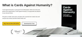 cards against humanity where to buy in store cards against humanity ecommerce platforms
