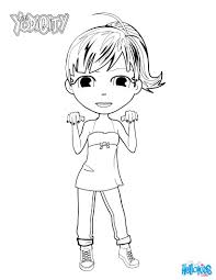 worried face coloring pages hellokids com