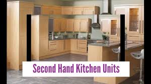 second hand kitchen furniture youtube