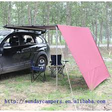 4wd Shade Awning 4x4 Camping Equipment Retractable Awning Camper Awning Tent For