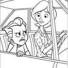 incredibles 1 coloring pages hellokids