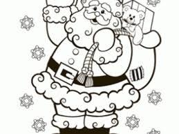 30 printable santa coloring pages printable santa claus coloring