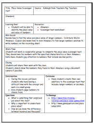 lesson plan template planning my classroom pinterest lesson