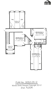 3042 0510 4 bedroom 1 story house plan