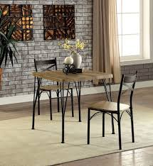 Industrial Bistro Table 3 Pc Slingsby Industrial