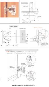 Self Closing Hinges For Kitchen Cabinets by Door Hinges Kitchen Cabinet Door Hingesctures Options Tips Ideas