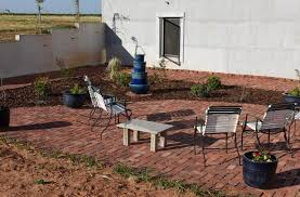 Cost Of Brick Patio Diy Brick Patio How To Make Your Own Cultured Palate