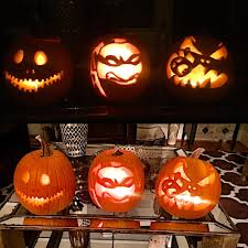 pumpkin carving ideas for halloween 2017