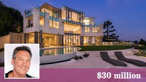 jeff franklin creates spec built mansion priced at 30 million