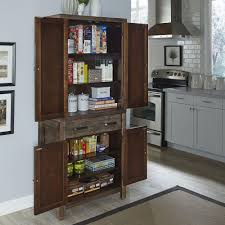 kitchen dining room furniture furniture the home depot barnside weather aged food pantry