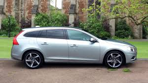 volvo v60 winter pack great spec d3 136bhp r design nav used