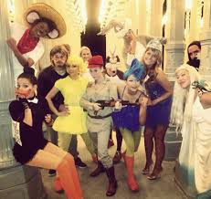Halloween Group Costumes For Ladies And Girls 30 Awesome Ideas
