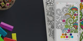 you can now turn your phone into a coloring book