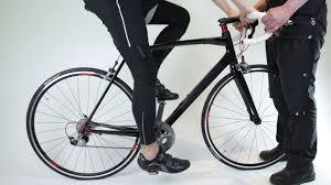 adjust saddle height madegood free bike repair resource