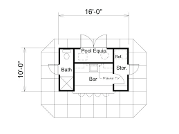 pool home plans small pool house plans fantastic pool house floor plans designmint co