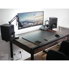configuration pc bureau 155 best bureau images on computer setup desk setup and