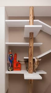 Wohnzimmer Regale Design Regale Nach Maß Und Design Katzenbaum Im Wohnzimmer