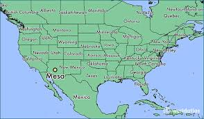 mesa az map where is mesa az where is mesa az located in the