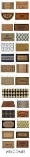 Home Elements Design Studio Doormat Roundup Welcome Home Elements Of Style Blog