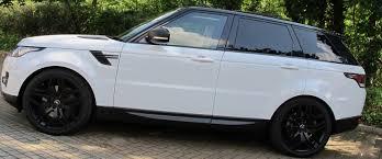 luxury range rover range rover sport hse hire luxury chauffeur driven range rover