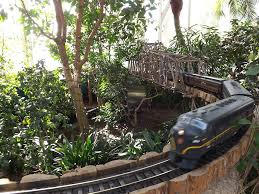 Train Show Botanical Garden by Model Pennysylvania Railroad Trains New York Botanical Garden