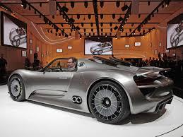 Porsche 918 Hybrid - porsche 918 spyder concept 2010 pictures information u0026 specs