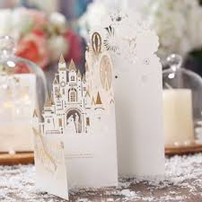aliexpress com buy 30pcs laser cut wedding invitations kits