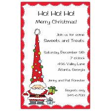 christmas invitations funky santa christmas invitations paperstyle