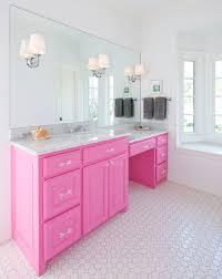 bathroom design cute bathroom storage ideas with lovely pink