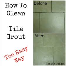 100 cleaning grout with vinegar and baking soda best