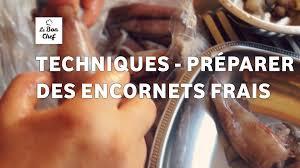 comment cuisiner des encornets frais comment préparer des encornets frais le bon chef