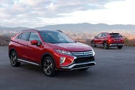 2018 mitsubishi eclipse cross release date price and specs roadshow
