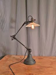 Steampunk Desk Lamp Industrial Desk Lamp Vintage Desk Lamp Task Light Cast