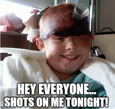 Shots Meme - image tagged in funny memes shots hospital imgflip