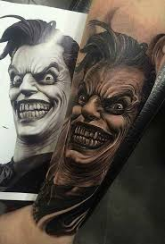 best 25 joker tattoos ideas on pinterest batman joker tattoo