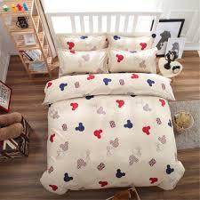 Queen Bedspreads Online Get Cheap Minnie Comforter Set Aliexpress Com Alibaba Group