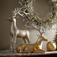 Reindeer Decoration Vibrant Inspiration Indoor Christmas Reindeer Decorations Modest