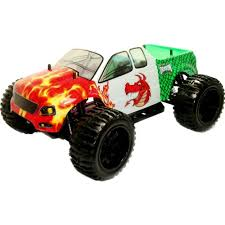 monster truck remote control videos 1 10 electric rc monster truck red dragon