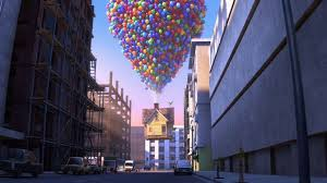 change of subject the physics of up u0027 how many balloons would