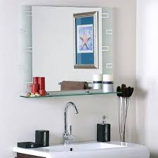 Etched Bathroom Mirror Bathroom Mirror Frameless Large Bathroom Mirrors Bathroom