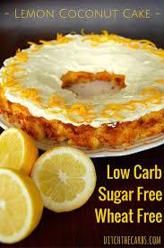 Coconut Cake Recipe Low Carb Lemon Coconut Cake Easy Recipe