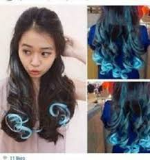 harga hair clip curly hairclip banjarmasin hairclipbjm