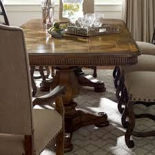 harvest dining room table collection one harvest dining table chestnut art furniture