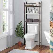 Bathroom Cabinet Above Toilet The Toilet Storage Cabinets Wayfair