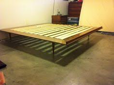 diy platform beds mcm platform bed diy projects to try