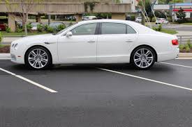 white bentley 2016 2016 bentley flying spur w12 stock 6nc052764 for sale near
