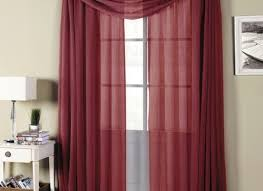 Maroon Curtains For Living Room Ideas Burgundy Curtains For Living Room Eulanguages Net