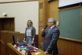 Who Is The Head Of The Department Of Interior The Chief Editor Of The Magazine Felix Sharkov Opened A Master